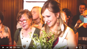 Tom and Kathie wedding video